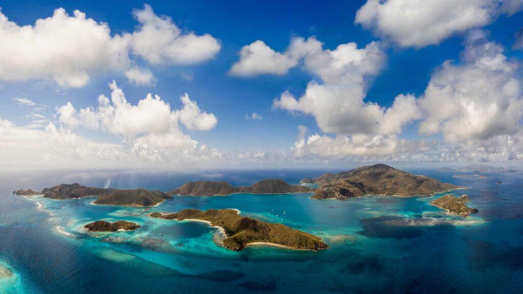 british virgin islands yacht catamaran private charter caribbean