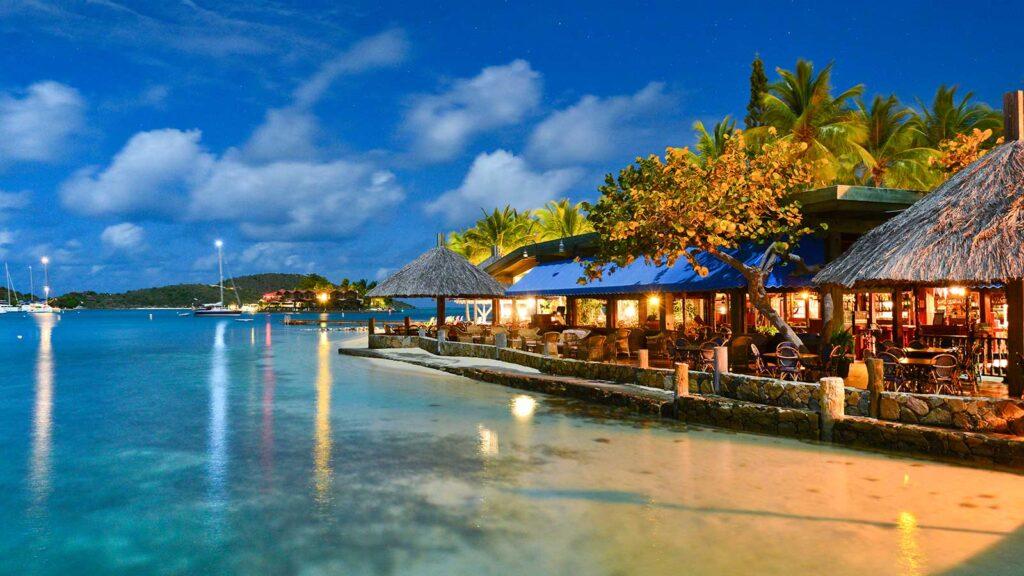Beach Side Resturant